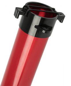 Tubo Recogepelotas Nox Rojo