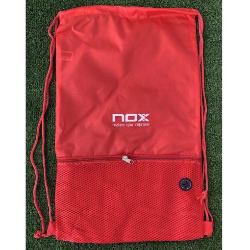 Bolsa Gymsack Nox Roja