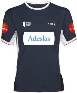 Camiseta Oficial Nox Meta-Tapia
