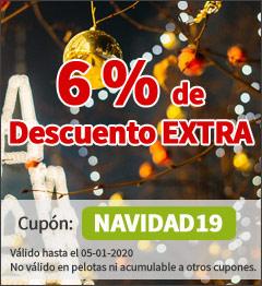 Navidad 2019 Descuento Padel