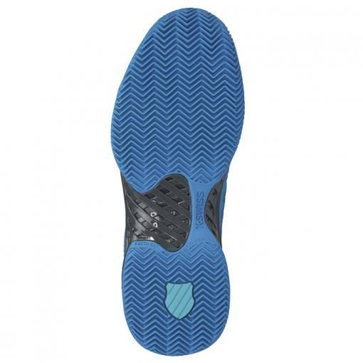 Zapatilla Hypercourt Express 2 HB azul suela