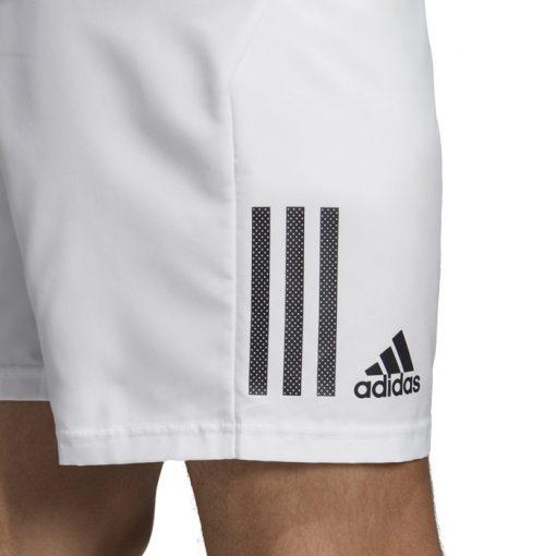 Pantalon Corto Adidas Club Blanco 20