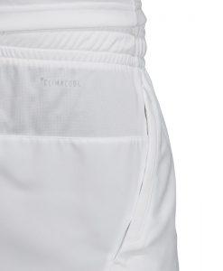 Pantalon Corto Adidas Club Blanco Detalle