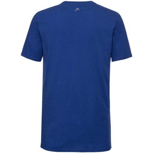 Camiseta Head Club Azul 2020