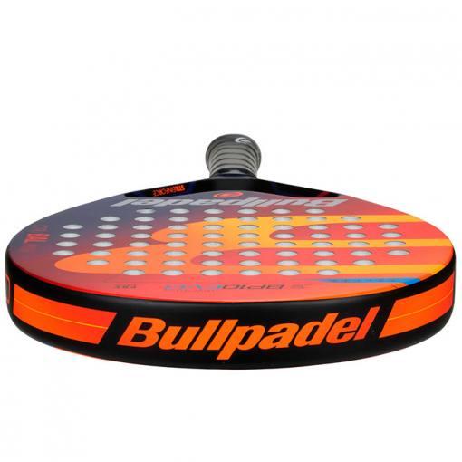 pala bullpadel bp10 evo perfil