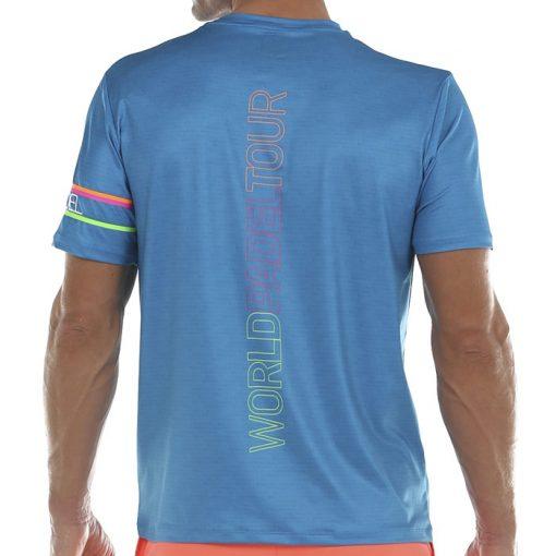 Camiseta Bullpadel Salbur Azul 20