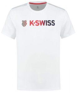 Camiseta KSwiss Heritage Sport