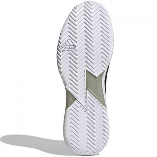 Zapatillas Adidas Adizero Ubersonic 4 Negras - Suela