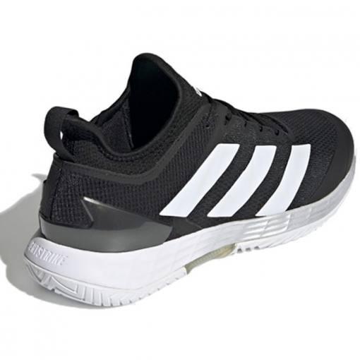 Zapatillas Adidas Adizero Ubersonic 4 Negras y Blancas 2021