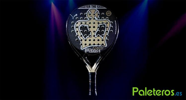 Pala Black Crown Piton Aniversario