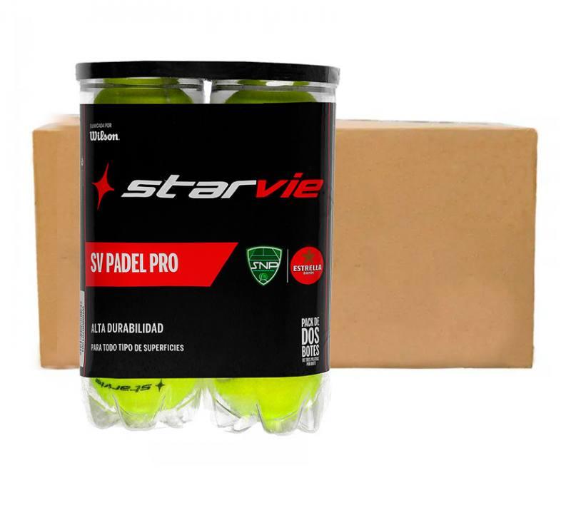 Cajón pelotas StarVie Padel Pro
