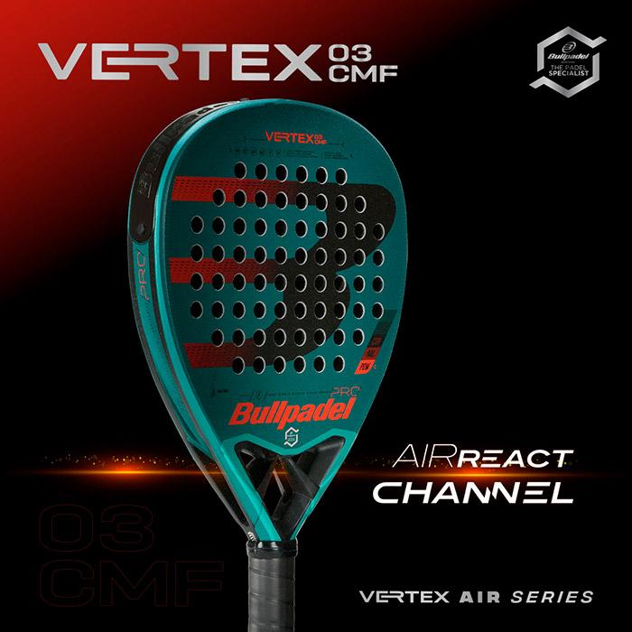 Vertex 03 Comfort 2021 de Bullpadel