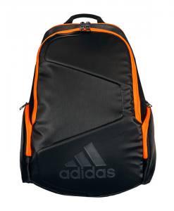Mochila Adidas Protour 2.0 orange front