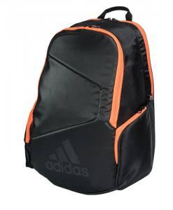 Mochila Adidas Protour 2.0 orange side