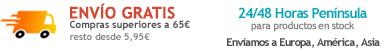 Envío Gratis Península compras a partir 65€
