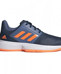 Zapatilla Adidas CourtJam xJ perfil1