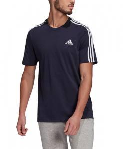 Camiseta Adidas 3 bandas Legend Ink 21