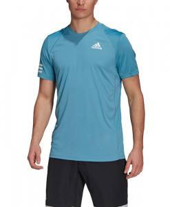 Camiseta Adidas Club Azul celeste