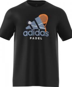 Camiseta Adidas Padel Cat