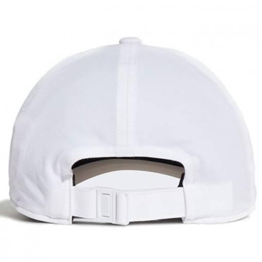 Gorra Adidas Baseball Aeroready blanca 21