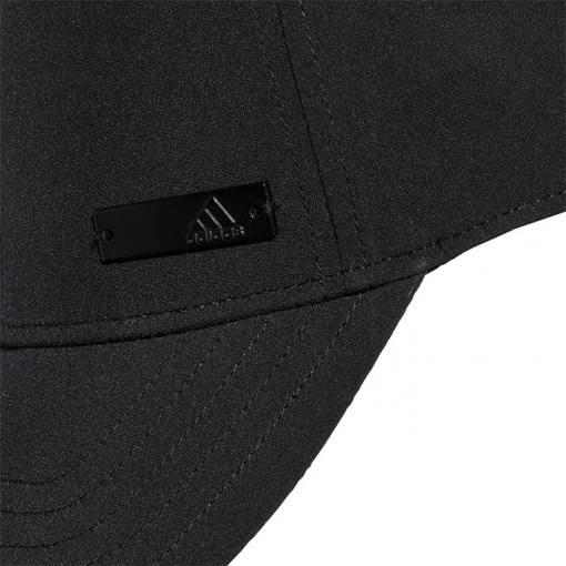 Gorra Adidas Lightweight Metal Badge Negra 21
