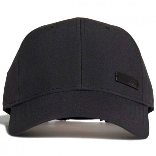 Gorra Adidas Lightweight Metal Badge Negra