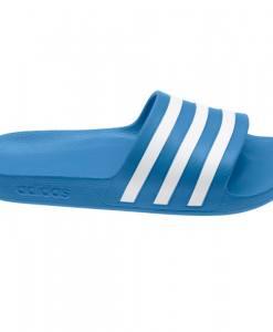 Chanclas Adidas azul celeste