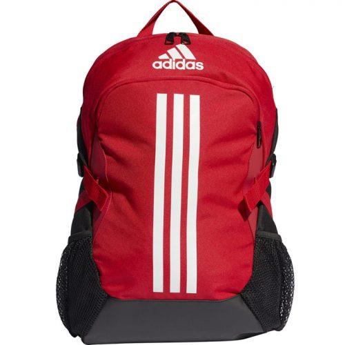 Mochila Adidas Power Roja y blanco
