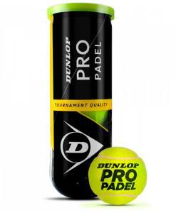 Pelotas Dunlop Pro Padel