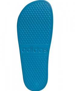 Suela chanclas Adidas azul celeste