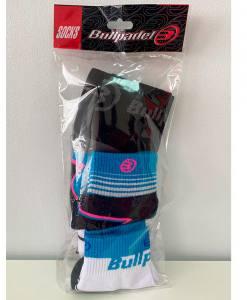 Calcetines Bullpadel Cortos-Pack 3
