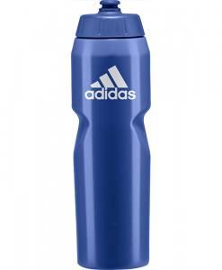 botella de agua adidas azul