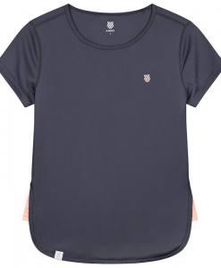 Camiseta K-Swiss Hypercourt gris
