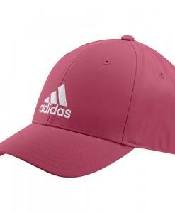 gorra adidas baseball rosa oscuro