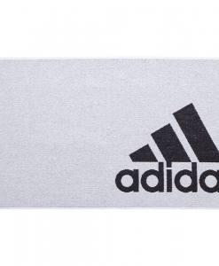 toalla adidas blanca entera