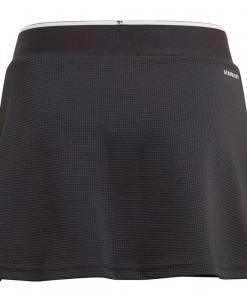 falda adidas club negra junior 21