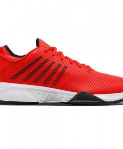 zapatillas kswiss hypercourt rojas