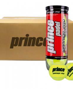 Cajón de pelotas Prince Padel Warrior Pro